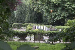 Begraafplaats Westgaarde Amsterdam