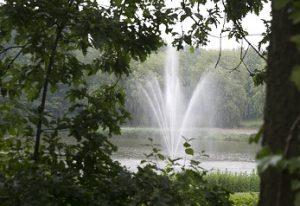 Fontein Herdenkingspark Westgaarde