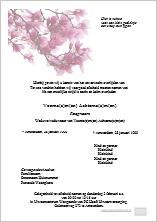 Digitale rouwkaart Bloemen Essentie